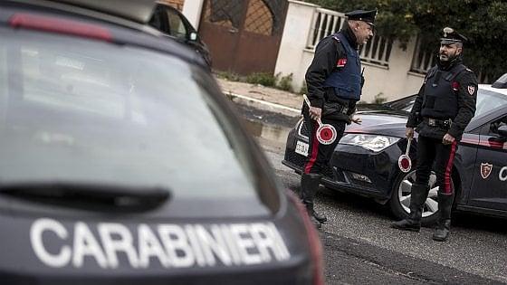 Catania: blitz dei carabinieri nel fortino della droga, 36 arresti