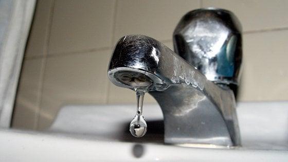 Guasto in una diga: meno acqua ad Agrigento