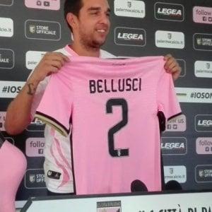 Si ferma anche Bellusci, Palermo in emergenza