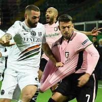 Serie B, il Palermo non va oltre lo 0 a 0 con il Venezia