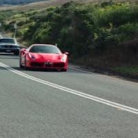 Motori, al Targa Florio Australian Tribute vittoria per Giordano Mozzi