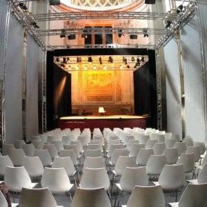 Il Montevergini riapre al pubblico nel segno di Consolo e degli autori palermitani