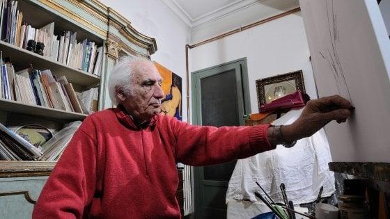 Palermo, lutto nel mondo dell'arte: morto il pittore Aldo Pecoraino