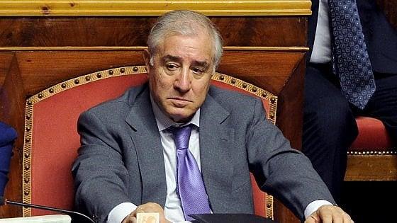 Dell'Utri, rigettata la richiesta di sospensione della pena. L'ex senatore annuncia lo sciopero della fame e delle cure