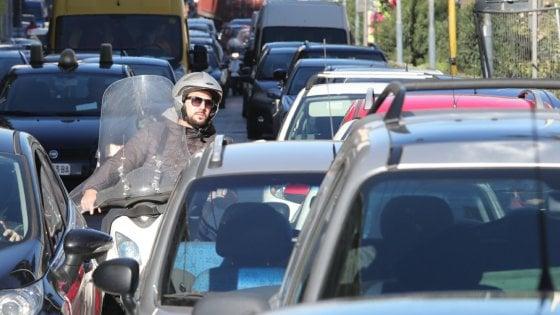 Palermo, inizia il lungo weekend con le strade chiuse
