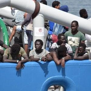 Migranti, in arrivo a Pozzallo una nave con 78 persone