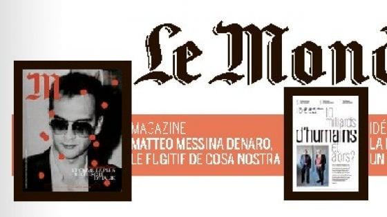 """Mafia, Messina Denaro in copertina su """"Le Monde"""": """"Il fuggitivo di Cosa nostra"""""""