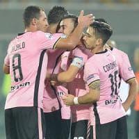 Palermo, a Bari in attacco giocano Trajkovski ed Embalo