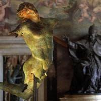 Il Satiro danzante a Vinitaly: la proposta di Sgarbi