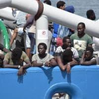 Migranti, le Ong: terribili le condizioni dei minori arrivati in Sicilia dalla Libia
