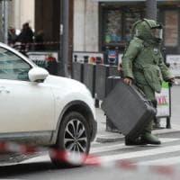 Palermo, allarme bomba in via Mariano Stabile: fatta brillare una valigia
