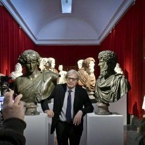 """Sgarbi dà forfait all'incontro per il libro di Cuffaro: """"In Sicilia non c'è libertà d'espressione"""""""