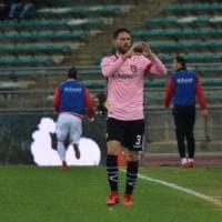 Palermo, Rispoli si gode il gol: