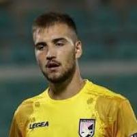 Palermo, si ferma Posavec: in dubbio per la Ternana