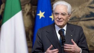 """Mattarella ricorda Chiazzese   video     Musumeci: """"Serve codice etico"""""""