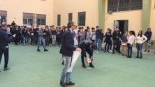 Palermo, al Galilei lezione di legalità con Rispoli
