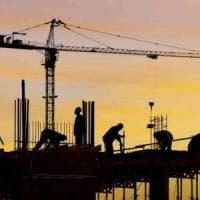 Costruzioni, l'anno del tracollo in Sicilia: appalti bloccati, persi 11mila