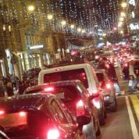 Palermo è la città con più traffico in Italia: fermi in auto per il 43