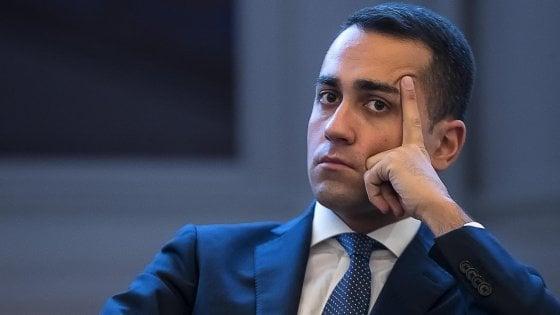 """Ars, Di Maio all'attacco dopo l'elezione di Miccichè: """"Votare Pd o Forza Italia? Nessuna differenza"""""""