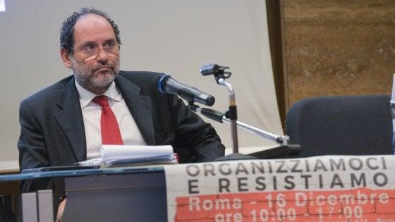 Compensi società Regione, nuova accusa di peculato per Ingroia