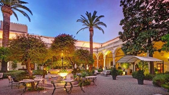Ufficio H Via Taormina Palermo : Taormina raggiunto l accordo per i lavoratori del san domenico