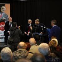Grasso inaugura il primo circolo di Liberi e uguali in Sicilia