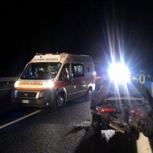 Messina, ha un malore alla guida: morta una coppia di anziani