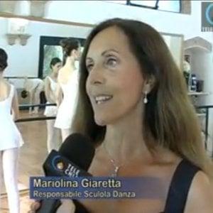 Stage con una ballerina della Scala e laboratorio del Centro Amazzone