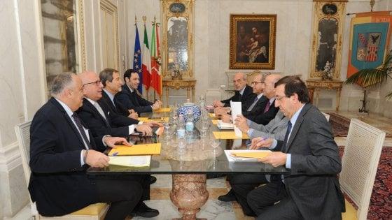 Regione, Musumeci incontra i rettori: obiettivo frenare la fuga dei cervelli