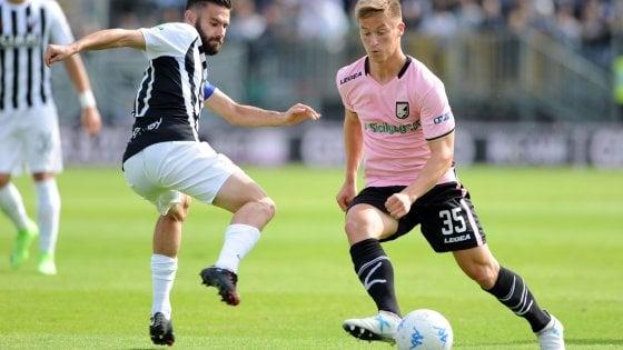 """Palermo, Murawski punta in alto: """"Ora voglio fare più gol"""""""