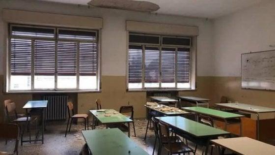 """Il cedimento nel liceo di Siracusa, il governo: """"Enti locali preparino progetti per l'edilizia scolastica"""""""