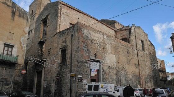 Palermo, tornano due tele del '700 a San Nicolò all'Albergheria