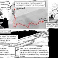 Belice 50 anni dopo, la provocazione del vignettista: