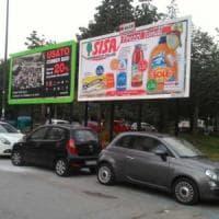 Palermo: dopo la denuncia M5s multe ai cartelli pubblicitari abusivi