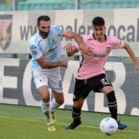 Palermo, Fiordilino per la fascia destra, Moreo spalla di Nestorovski