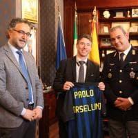Palermo, Borsellino l'interista: i nerazzurri lo ricordano con una maglia