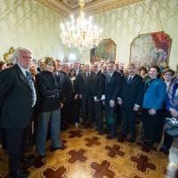 Medico siciliano ricevuto dal presidente della Repubblica, presentato il