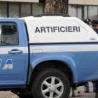 Palermo, allarme bomba nella piazza intitolata a Mario Francese