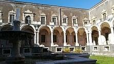 """Il monastero """"verde"""" dei Benedettini a Catania"""