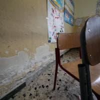 Palermo, la scuola cade a pezzi: fuga dall'istituto di Borgo Nuovo