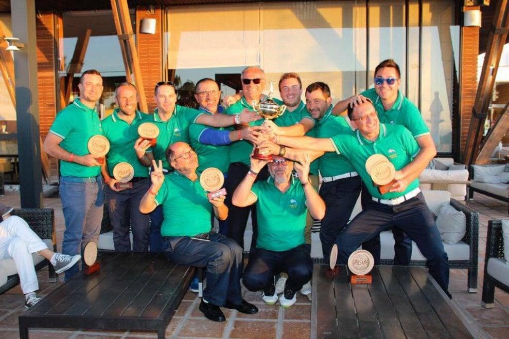 Flott Golf Challenge, dopo le gare in Sicilia vince il Team Sud