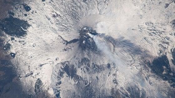 Ecco da dove nasce il magma dell'Etna