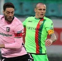 Palermo, Rispoli torna in gruppo