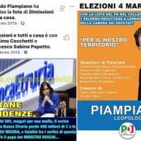 Palermo, il candidato dem che condivideva post contro la Boschi: