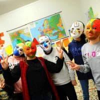 """Palermo, bambini in maschera per """"Educarnival"""""""
