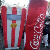 Palermo, il carnevale di Termini è un trionfo di colori