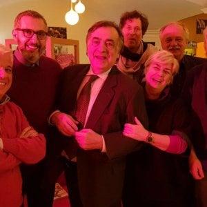 Palermo, Turturro al Massimo per Rigoletto: incontro coi dirigenti e cena siciliana