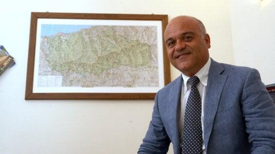 Parco dei Nebrodi: revocato incarico ad Antoci, no dei sindaci