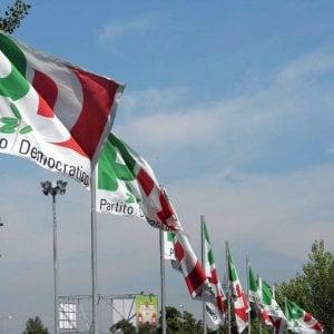 """Minacce al leader dei """"partigiani Pd"""""""