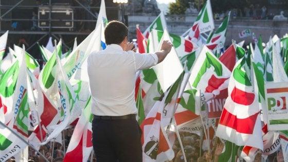 """Pd-caos, un gruppo di dirigenti scrive a Renzi: """"No al partito-autobus per le elezioni"""""""